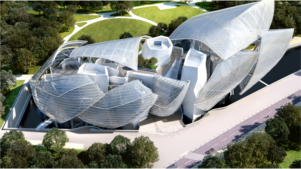 Art Contemporain Ouverture De La Fondation Louis Vuitton A Paris